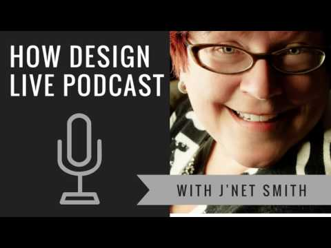 HOW Design Live Podcast Episode 49: J'net Smith on Licensing