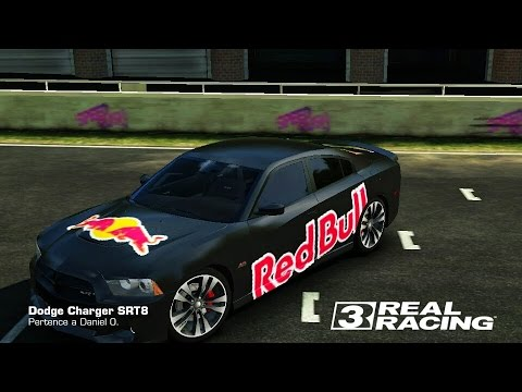 Mod adesivos real racing 3 red bull monster dc etc decal sticker