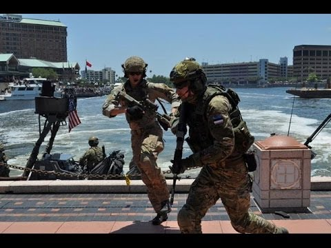 America : U.S. Special Forces, Foreign Troops practice Martial Law Invasion in Florida (May22,2014)