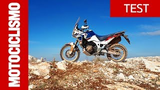 Honda CRF1000L Africa Twin Adventure Sports 2018 - Test - Motociclismo