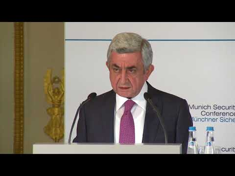 """Munich Security Conference 2018, Panel Discussion """"In or Out? The Countries In-Between Russia and Eu"""