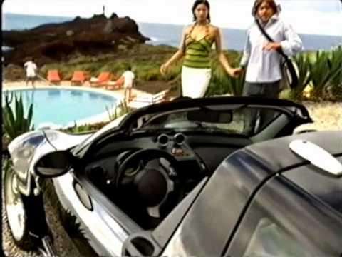 smart roadster werbung 2004 youtube. Black Bedroom Furniture Sets. Home Design Ideas