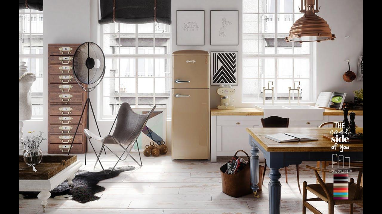gorenje retro kolekce va e romantick str nka youtube. Black Bedroom Furniture Sets. Home Design Ideas
