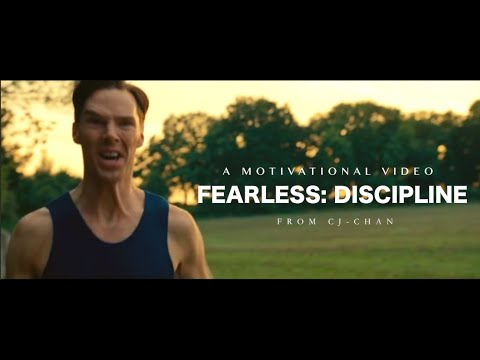 Fearless: Discipline – Motivational Video