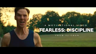 Fearless: Discipline - Motivational Video