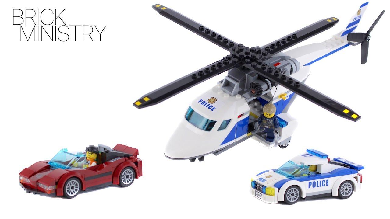 Lego 60138 City High Speed Chase Youtube