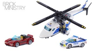 LEGO 60138 CITY ● High-speed Chase
