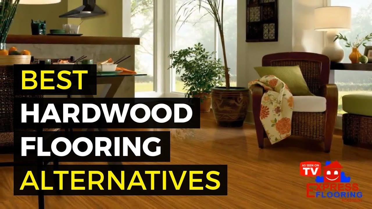 Best Hardwood Flooring Alternatives