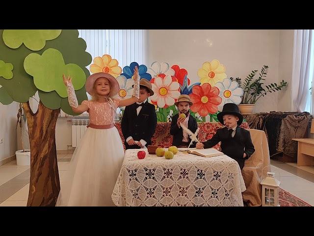 Краснолуцкая Анна читает произведение «Детство» (Бунин Иван Алексеевич)