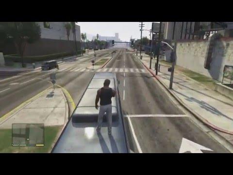 GTA 5 Online - Паркур мастер!