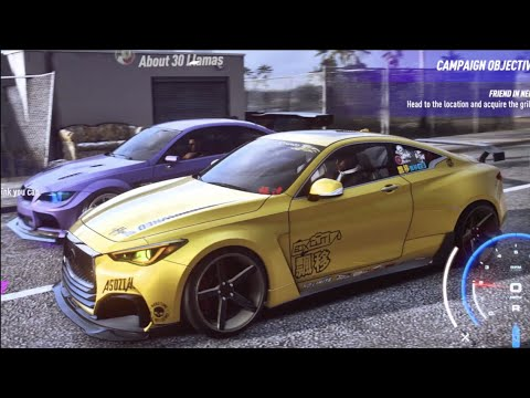 Need For Speed HEAT - FIRST ONLINE LOBBY!! Tag Teaming Cops!!