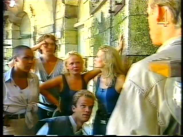 Fångarna på Fortet 1995 - Avsnitt 9 del 3 - Fem på nya äventyr