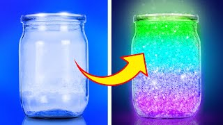 COLORFUL AND SHINY DIYS || SIMPLE IDEAS TO HELP YOUR CREATIVITY
