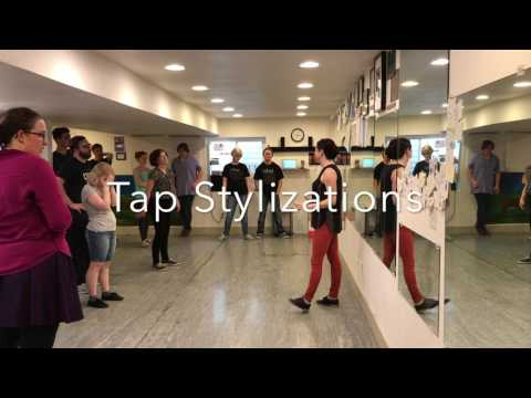 Learn to Swing Dance Lindy Hop | Level 7 Lesson 6 (Tap Your Lindy) | Lindy Ladder | Shauna Marble