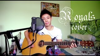 Royals - Lorde (Live Acoustic Cover) - Shawne