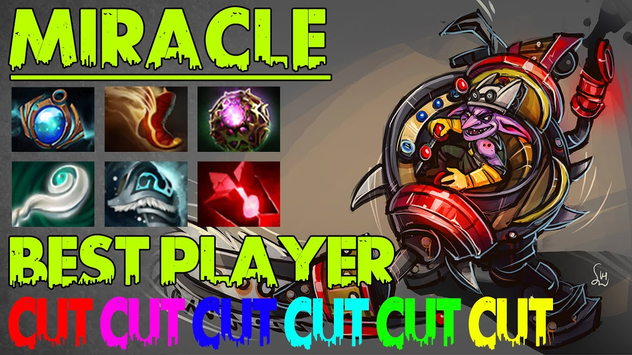 Miracle Dota 2 Highlights - Patch 6.88 - 9k MMR Plays Timbersaw - Best Plays ... Cut Cut Cut - YouTube