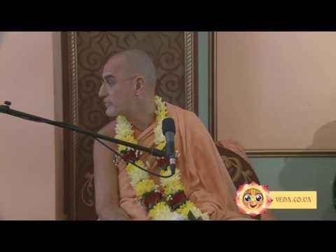 Бхагавад Гита 9.13 - Бхакти Видья Пурна Свами