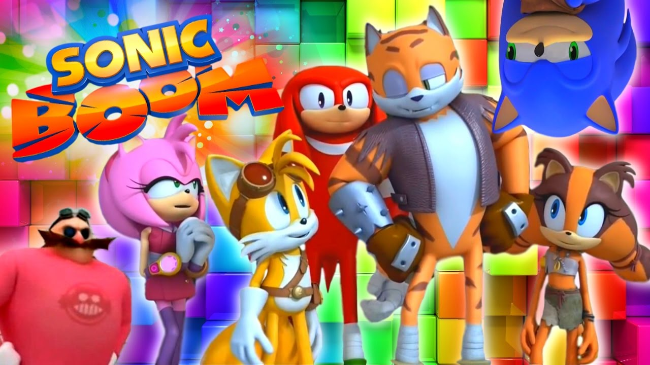 what s up with sonic boom season 2 episode 1 youtube