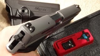 How to replace sights  • Sig Sauer P226 P229 P220 etc.