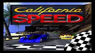 Nintendo 64 Longplay [015] California Speed