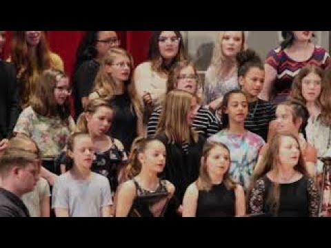 Woodrow Wilson Junior High School Choir