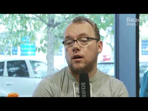 React Days 2017 - Interview mit Elmar Burke und Hans-Christian Otto zum Thema Progressive Web Apps
