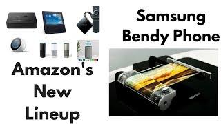 Video Samsung's Bendable Phone, Amazon's New Products, Mac Alert🚨 download MP3, 3GP, MP4, WEBM, AVI, FLV Maret 2018