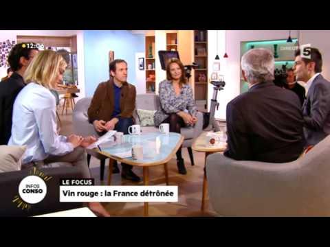 Vin rouge : La guerre franco-chinoise ?