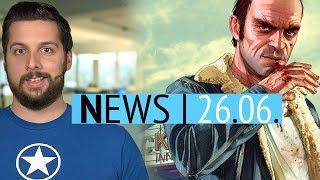 Rockstar bringt Open IV für GTA 5 zurück - The Secret World Legends ab sofort für alle