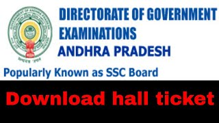 Telangana SSC hall ticket 2018 released: Check updates at bse.telangana.gov.in