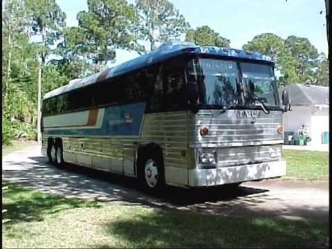 1978 MCI MC8 Bus Conversion