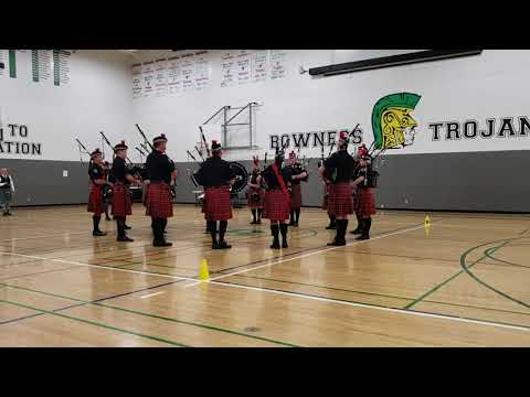 Calgary Police Service Pipe Band