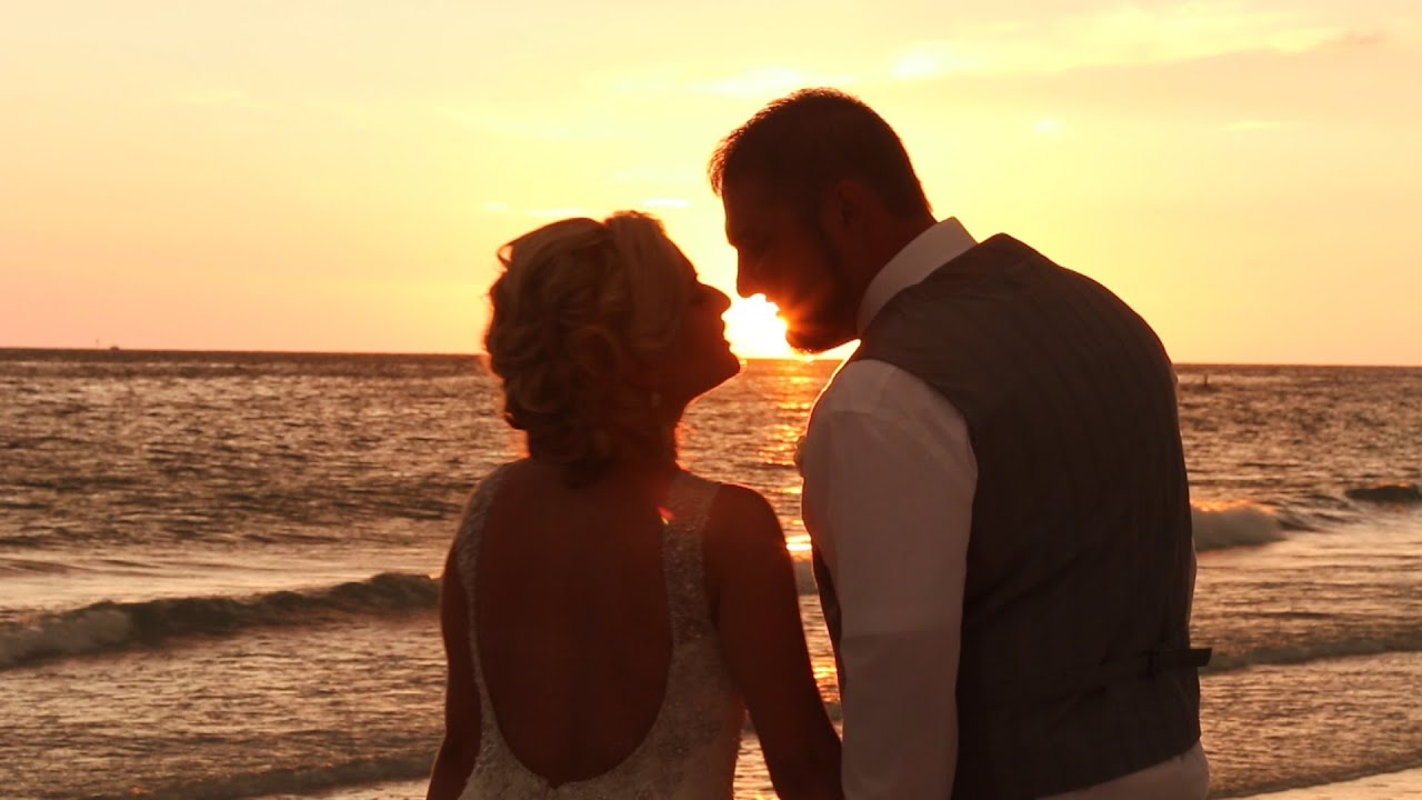Wedding At Lido Beach Resort