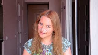 2й этап - Заужение крыльев носа - ринопластика у Самусенко. Видео отзыв пациентки
