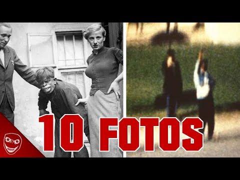 Die 10 gruseligsten