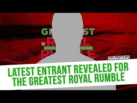 Latest Entrant Revealed For The Greatest Royal Rumble Match