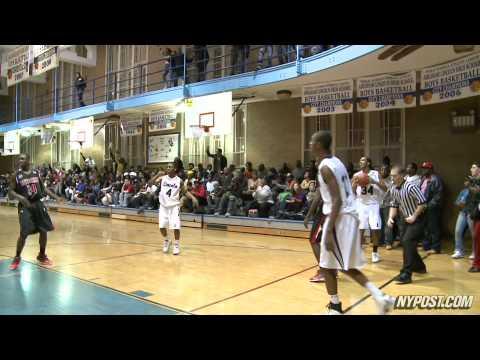 High School Basketball Rivalry -  New York Post