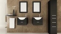 Amazing Small Double Sink Vanity Design Ideas