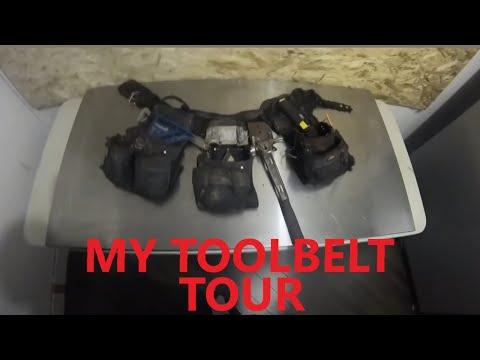 My tool belt tour