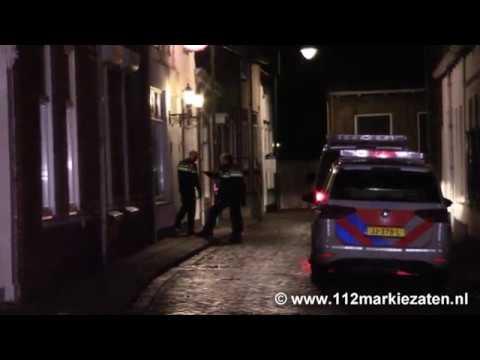 Gewonde en aanhoudingen na steekpartij in Oud-Vossemeer