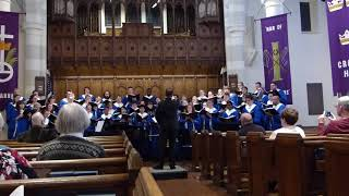 LVC Concert Choir Perform