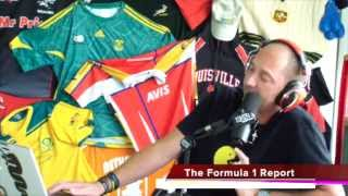The Formula 1 Report: Preparing for the Malaysian Grand Prix 2014