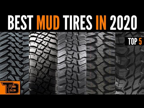 Best Mud Tires in 2020 || Top 5