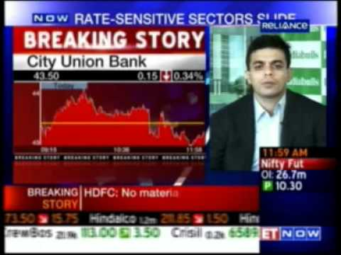 Essar Group CFO Mr. V Ashok on Credit policy