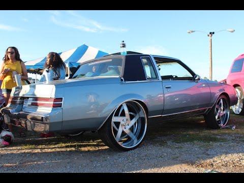 "Veltboy314 - Baby Blue Regal On Staggered 24"" Rucci Forged Wheels - Freak Nik 2K17 Car Show"