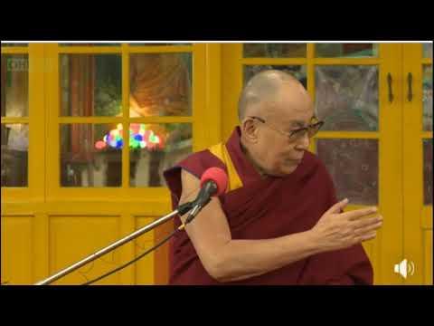 H.H.THE DALAI LAMA- World Peace-1