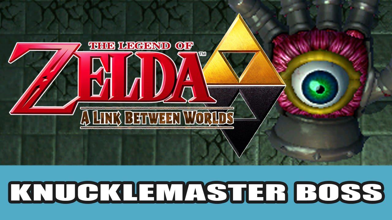zelda link between worlds guide