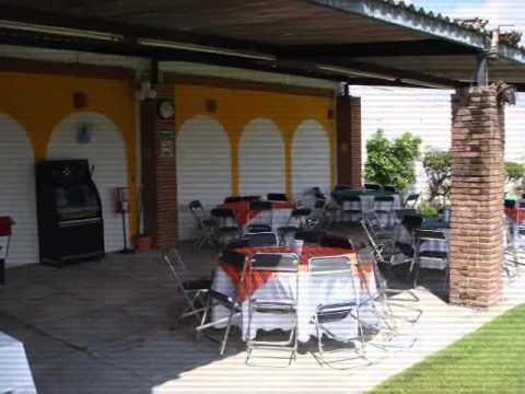Terraza Jardin Para Tus Eventos El Xitle Youtube