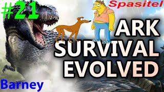 Spasitel a Barney (Ark: Survival Evolved) #21 CZ/SK