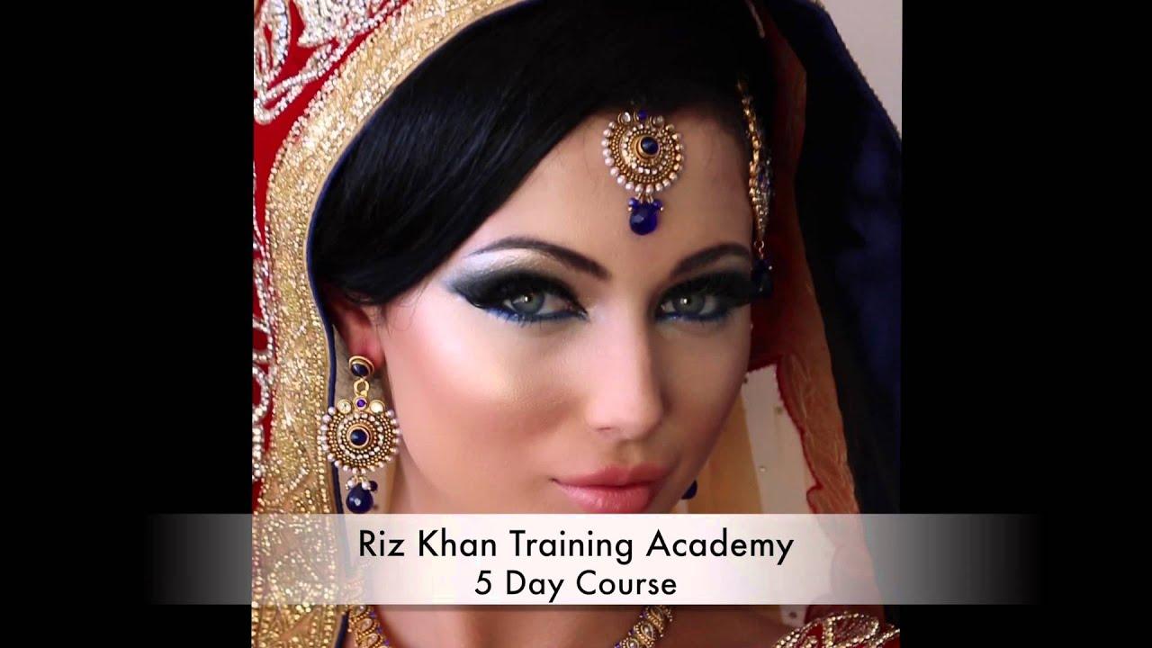asian bridal makeup - bridal hair & makeup course - youtube